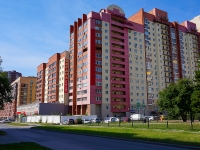 Novosibirsk, st Sakko i Vantsetti, house 31/1. Apartment house