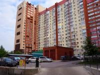 Novosibirsk, st Sakko i Vantsetti, house 31/3. Apartment house