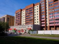 Novosibirsk, st Sakko i Vantsetti, house 31. Apartment house