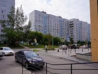 Novosibirsk, st Sakko i Vantsetti, house 42. Apartment house
