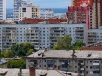 Novosibirsk, st Sakko i Vantsetti, house 46. Apartment house