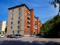 Novosibirsk, st Sakko i Vantsetti, house 52. Apartment house