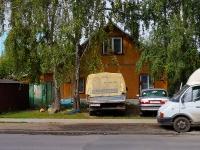 Novosibirsk, st Sakko i Vantsetti, house 69. Private house