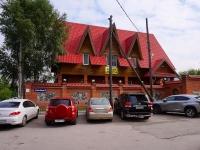 Novosibirsk, st Sakko i Vantsetti, house 78. Private house