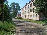 Новосибирск, улица Лаврова, дом 11. многоквартирный дом