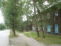 Novosibirsk, st Marii Ulyanovoy, house 16. Apartment house