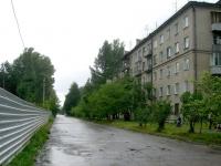 Novosibirsk, st Mayakovsky, house 2. Apartment house