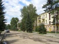 Novosibirsk, st Mayakovsky, house 8. Apartment house