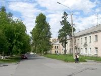 Novosibirsk, st Mayakovsky, house 16. Apartment house