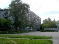 Novosibirsk, st Mayakovsky, house 17. Apartment house