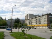 Novosibirsk, st Mayakovsky, house 24. Apartment house