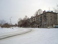 Новосибирск, улица Эйхе, дом 17. многоквартирный дом