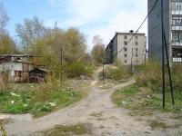 Новосибирск, улица Механическая 1-я, дом 1. многоквартирный дом