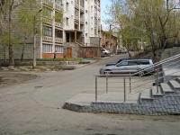Новосибирск, улица Механическая 1-я, дом 4А. многоквартирный дом