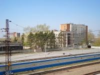Новосибирск, улица Механическая 1-я, дом 18. общежитие