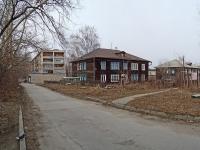 Novosibirsk, st Mirnaya, house 2А. Apartment house