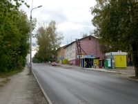 Новосибирск, Нахимова ул, дом 4