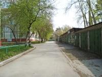 Новосибирск, Панельный переулок, дом 3. многоквартирный дом