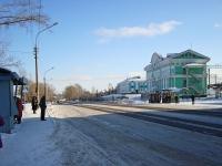 Новосибирск, улица Первомайская, дом 31/1. офисное здание