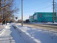 """Новосибирск, улица Первомайская, дом 33. вокзал """"Инская"""""""
