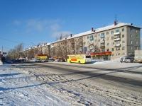 Новосибирск, улица Первомайская, дом 100. многоквартирный дом