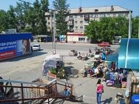 Новосибирск, улица Первомайская, дом 104. многоквартирный дом