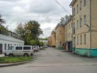 Новосибирск, улица Первомайская, дом 170. многоквартирный дом