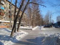 Новосибирск, улица Первомайская, дом 188. многоквартирный дом