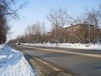 Новосибирск, улица Первомайская, дом 190. многоквартирный дом