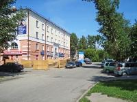 Новосибирск, улица Первомайская, дом 198. офисное здание