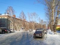 Новосибирск, улица Первомайская, дом 200. общежитие Новосибирского электромеханического колледжа транспортного строительства, №4