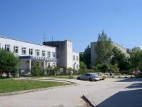 Новосибирск, улица Шукшина, дом 3. поликлиника