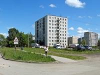 Новосибирск, улица Шукшина, дом 17. общежитие