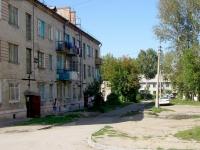 Новосибирск, улица Шукшина, дом 18. многоквартирный дом