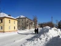 Новосибирск, улица Шукшина, дом 8. многоквартирный дом