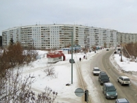 Новосибирск, улица Лесосечная, дом 2. многоквартирный дом