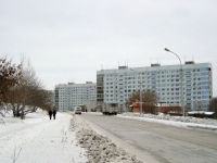 Novosibirsk, st Lesosechnaya, house 3. Apartment house