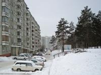 Новосибирск, улица Лесосечная, дом 4. многоквартирный дом