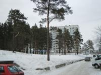 Новосибирск, улица Лесосечная, дом 6. многоквартирный дом