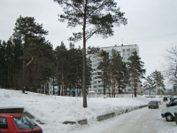 Novosibirsk, st Lesosechnaya, house 6. Apartment house