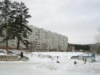 Новосибирск, улица Лесосечная, дом 8. многоквартирный дом
