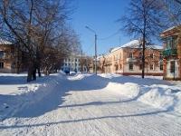 Novosibirsk, st Letnyaya, house 4. Apartment house