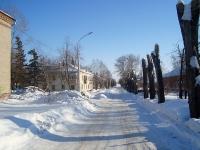 Новосибирск, улица Мухачёва, дом 10. многоквартирный дом