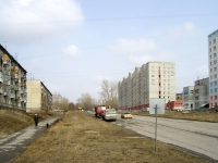 Novosibirsk, st Pechatnikov, house 6. Apartment house