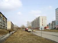 Новосибирск, улица Печатников, дом 6. многоквартирный дом