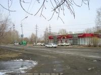 Новосибирск, улица Печатников, дом 24. магазин