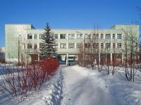 Новосибирск, улица Полевая, дом 5. школа №163