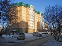 Новосибирск, улица Полевая, дом 7/1. многоквартирный дом
