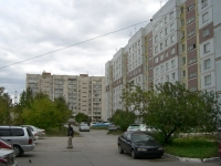 Novosibirsk, st Polevaya, house 22. Apartment house