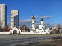 улица Приморская, дом 7. церковь Во имя Архистратига Михаила